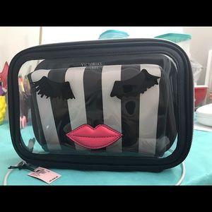 Victoria secret make up bag new